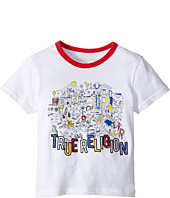 True Religion Kids - City Tee Shirt (Toddler/Little Kids)