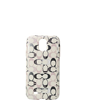 COACH - Drop Signature C TPU Samsung Galaxy S4 Case
