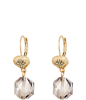 The Sak - Beaded Double Drop Earrings