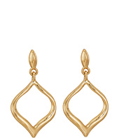 The Sak - Small Arabesque Drop Earrings