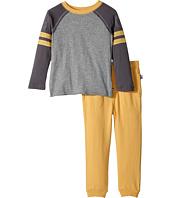 Splendid Littles - Long Sleeve Football Tee and Pants Set (Toddler)