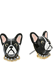 Kate Spade New York - Ma Cherie Antoine Dog Stud Earrings