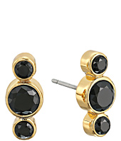 Kate Spade New York - Bright Ideas Round Linear Stud Earrings