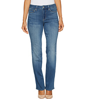 NYDJ Petite - Petite Marilyn Straight Jeans in Sure Stretch Denim in Colmar