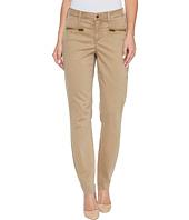 NYDJ - Skinny Chino Pants w/ Zipper