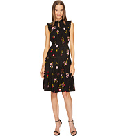 Kate Spade New York - In Bloom Smocked Waist Dress