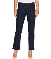 NYDJ - Marilyn Straight Ankle Jeans in Crosshatch Denim in Rambard