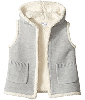 Splendid Littles - Hooded Sherpa Vest (Toddler)