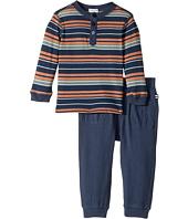 Splendid Littles - Yarn-Dyed Stripe Shirt and Pants Set (Infant)