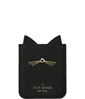 Kate Spade New York - Embellished Cat Sticker Pocket