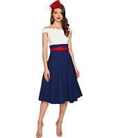 Unique Vintage - Tippi Swing Dress