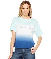 Calvin Klein Jeans - Dip-Dye Logo Boy Fit T-Shirt
