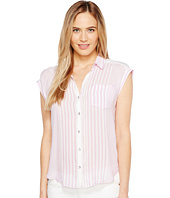 Calvin Klein Jeans - Whisper Weight Pop Over Blouse