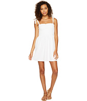 Juicy Couture - Venice Beach Microterry Ruched Ties Dress