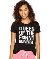 Juicy Couture - Queen of the Universe Short Sleeve Tee