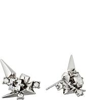 Alexis Bittar - Golden Studded Post Earrings