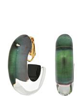 Alexis Bittar - Medium Oval Hoop Clip Earrings