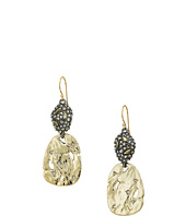Alexis Bittar - Pave Pod Wire Earrings