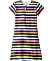 Toobydoo - Santa Monica Stripe Rashguard Dress (Infant/Toddler/Little Kids/Big Kids)