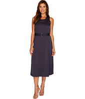 Ellen Tracy - D-Ring Column Dress