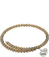 Alex and Ani - Season of Serendipity - Seaside Pebble Wrap Bracelet