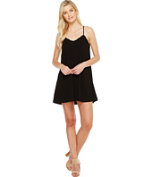 Brigitte Bailey - Mya Spaghetti Strap Scalloped Hem Dress