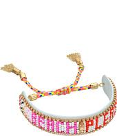 Rebecca Minkoff - Beach Please Seed Beaded Friendship Bracelet