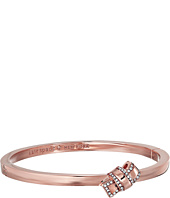 Kate Spade New York - All Tied Up Pave Knot Bangle