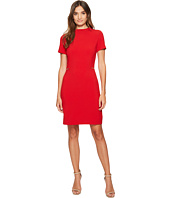 Tahari by ASL - Zipper Trim Sheath Dress