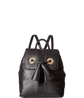 Tommy Hilfiger - TH Grommet Pebble Leather Backpack
