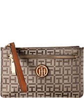 Tommy Hilfiger - TH Serif Signature Wristlet
