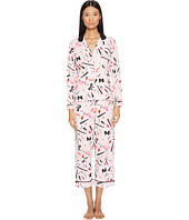 Kate Spade New York - Pajama and Sleepmask Set - Gift Packaged