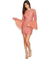 KEEPSAKE THE LABEL - Be The One Long Sleeve Mini Dress