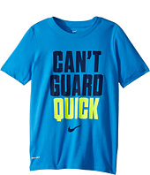 Nike Kids - Dry Can't Guard Basketball T-Shirt (Little Kids/Big Kids)