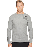 PUMA - Disrupt Long Sleeve Top