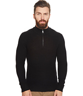 Ben Sherman - Micro 1/4 Zip Funnel Neck