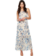 Taylor - Floral Jersey Mesh Maxi