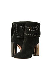 Alexander McQueen - Sculpted Heel Eyelet Ankle Boot