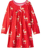 Hatley Kids - Holiday Deer Night Dress (Toddler/Little Kids/Big Kids)