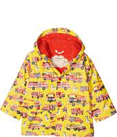 Hatley Kids - Fire Trucks Raincoat (Toddler/Little Kids/Big Kids)