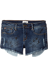 Hudson Kids - Scribble Shorts in Coalition (Big Kids)