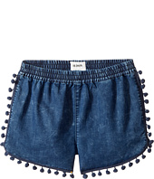 Hudson Kids - Pom Pom Shorts in Rinse (Big Kids)