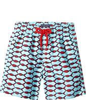 Vilebrequin Kids - Fishnet Swim Trunk (Toddler/Little Kids/Big Kids)