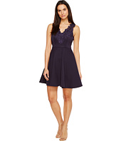 Ted Baker - Taliia Halterneck Low V-Neck Dress