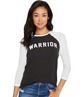 Spiritual Gangster - Warrior Arch Retro Raglan