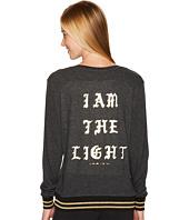 Spiritual Gangster - I Am The Light Savasana V-Neck