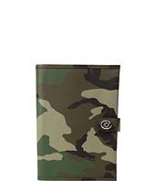 COACH - Camo Leather Bookcover