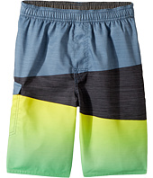 Rip Curl Kids - Wedge Volley Boardshorts (Big Kids)