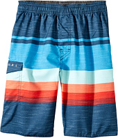 Rip Curl Kids - Golden Hour Volley Boardshorts (Big Kids)