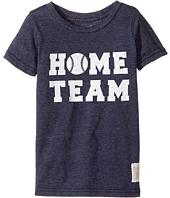 The Original Retro Brand Kids - Home Team Short Sleeve Tri-Blend Tee (Toddler)